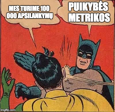 Puikybės metrikos